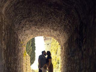 Le nozze di Ginna e Emanuele 1