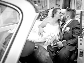 Le nozze di Ginna e Emanuele