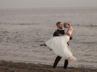 Le nozze di Matteo e Giorgia