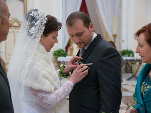 Il matrimonio di Annalisa e Antonio a Mineo, Catania 11