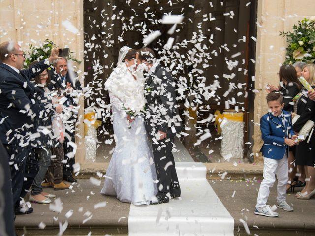 Il matrimonio di Annalisa e Antonio a Mineo, Catania 22