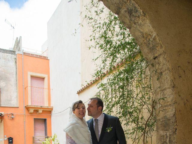 Il matrimonio di Annalisa e Antonio a Mineo, Catania 25