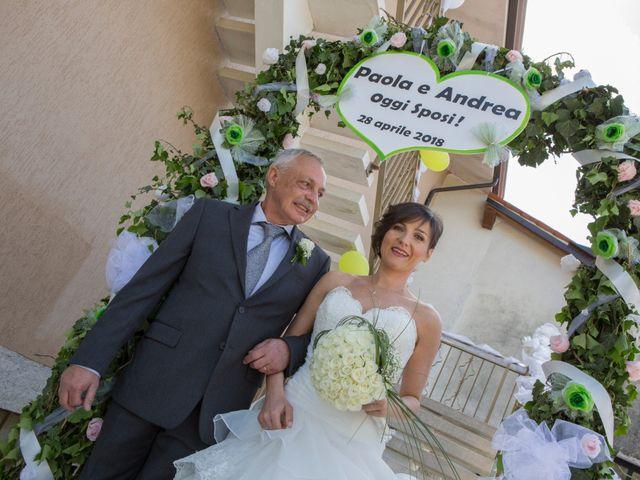 Il matrimonio di Andrea e Paola a Gradisca d'Isonzo, Gorizia 9