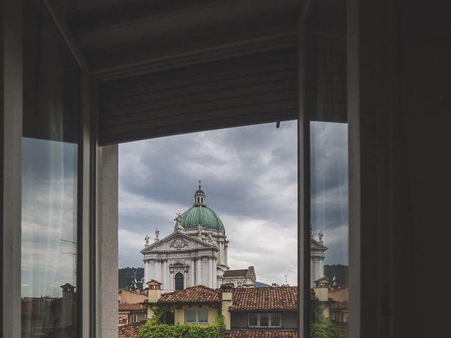 Il matrimonio di Giambattista e Federica a Brescia, Brescia 10