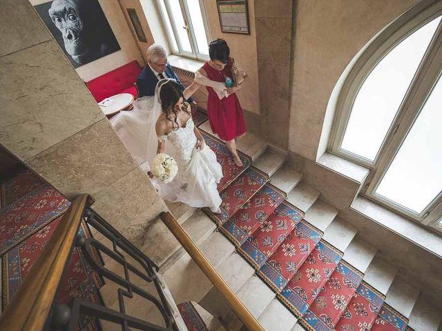Il matrimonio di Giambattista e Federica a Brescia, Brescia 27