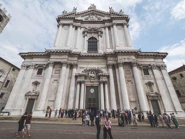 Il matrimonio di Giambattista e Federica a Brescia, Brescia 28