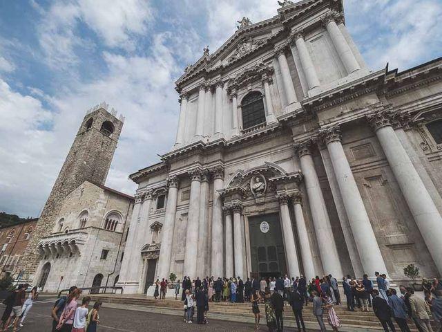 Il matrimonio di Giambattista e Federica a Brescia, Brescia 29