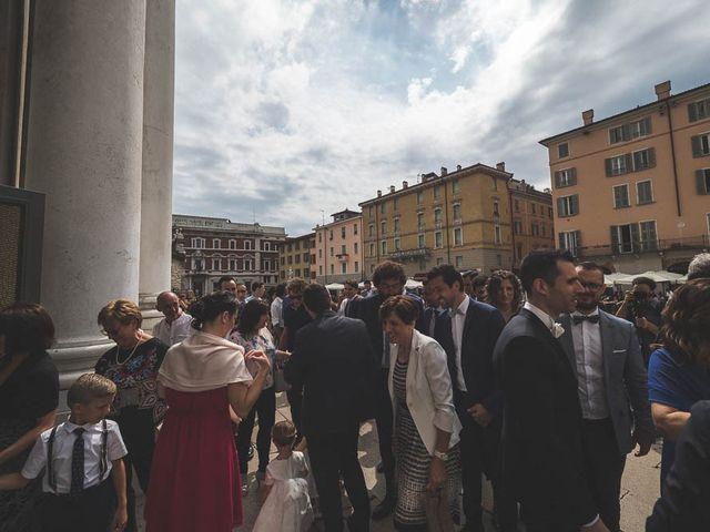 Il matrimonio di Giambattista e Federica a Brescia, Brescia 32