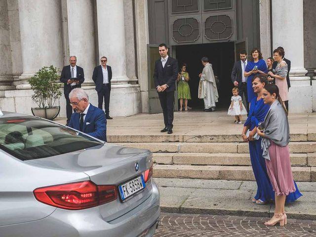 Il matrimonio di Giambattista e Federica a Brescia, Brescia 33