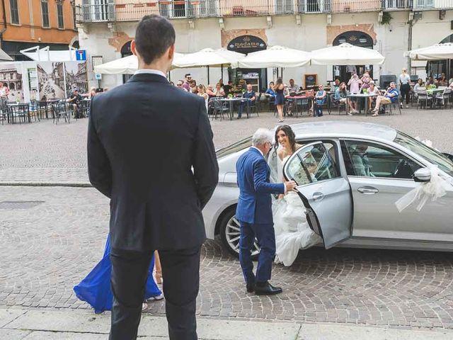 Il matrimonio di Giambattista e Federica a Brescia, Brescia 34