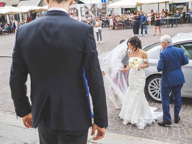 Il matrimonio di Giambattista e Federica a Brescia, Brescia 35