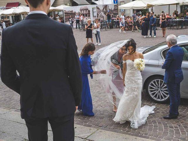 Il matrimonio di Giambattista e Federica a Brescia, Brescia 36