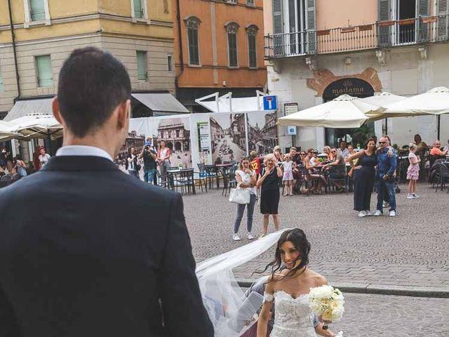 Il matrimonio di Giambattista e Federica a Brescia, Brescia 38