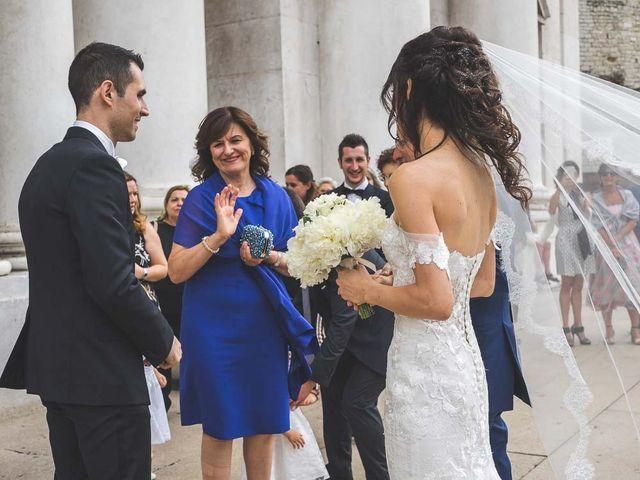 Il matrimonio di Giambattista e Federica a Brescia, Brescia 40