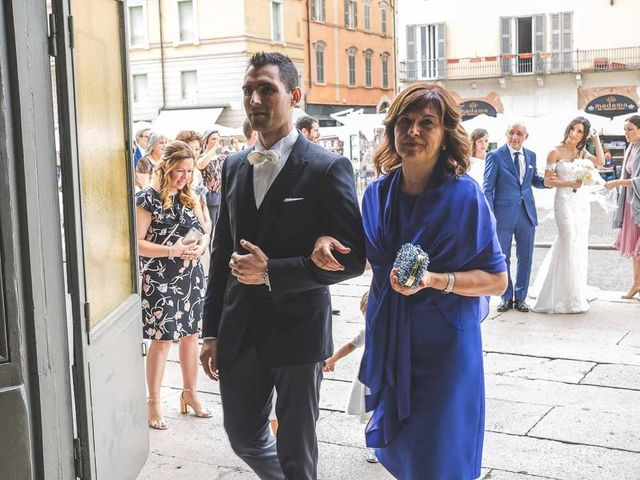 Il matrimonio di Giambattista e Federica a Brescia, Brescia 41