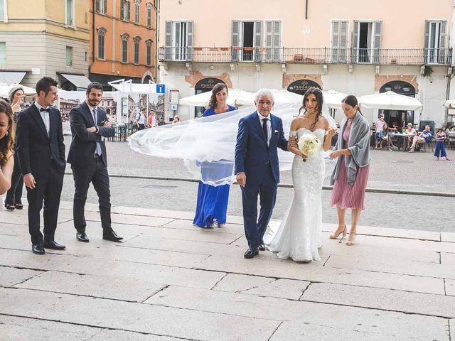 Il matrimonio di Giambattista e Federica a Brescia, Brescia 42