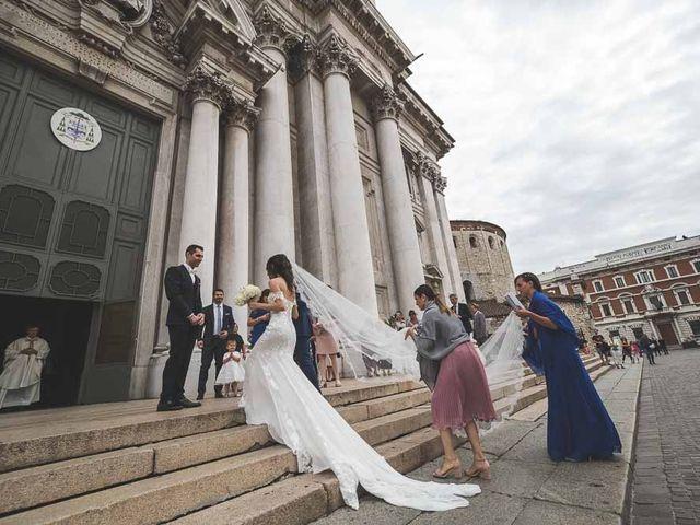 Il matrimonio di Giambattista e Federica a Brescia, Brescia 44