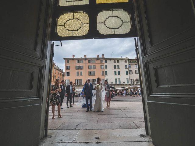 Il matrimonio di Giambattista e Federica a Brescia, Brescia 45