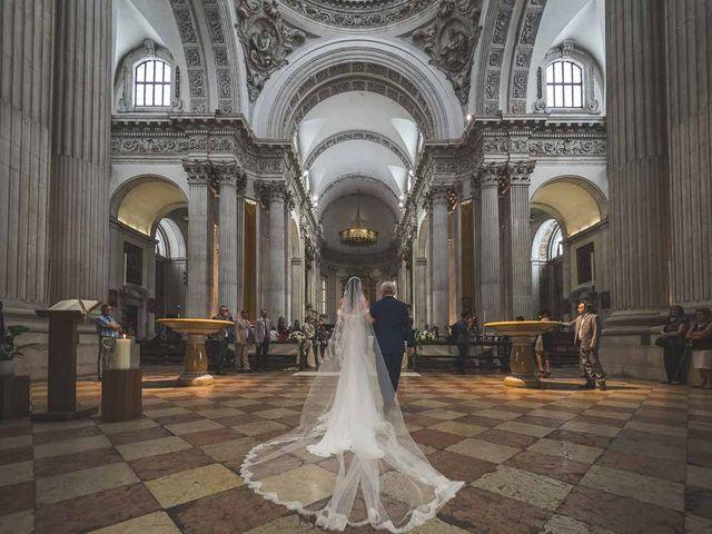 Il matrimonio di Giambattista e Federica a Brescia, Brescia 49