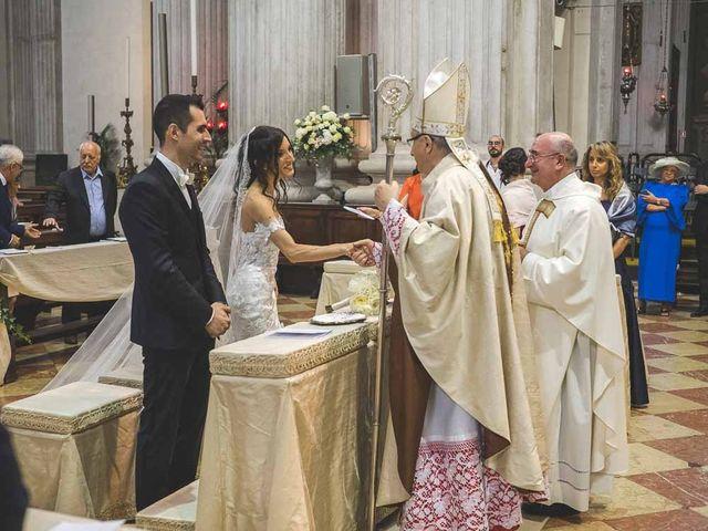 Il matrimonio di Giambattista e Federica a Brescia, Brescia 50