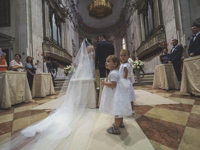 Il matrimonio di Giambattista e Federica a Brescia, Brescia 51