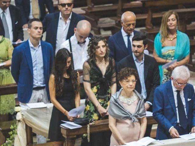 Il matrimonio di Giambattista e Federica a Brescia, Brescia 53