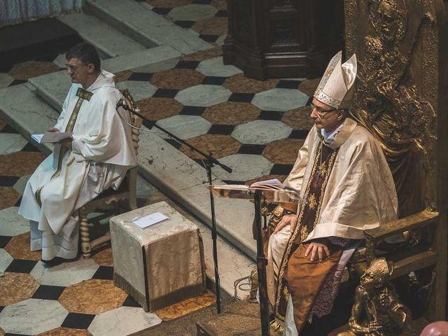 Il matrimonio di Giambattista e Federica a Brescia, Brescia 54