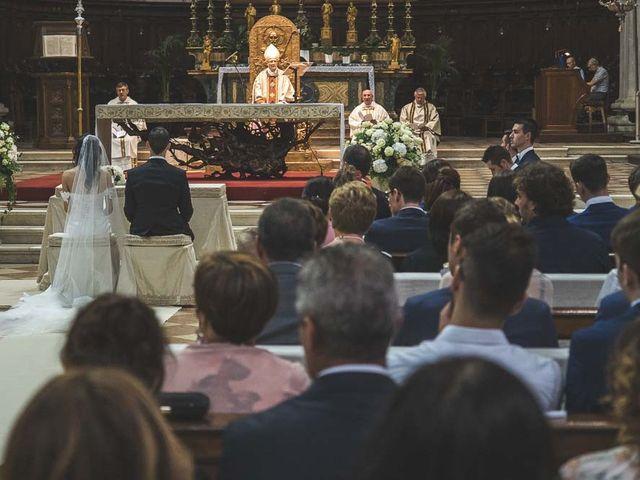 Il matrimonio di Giambattista e Federica a Brescia, Brescia 56