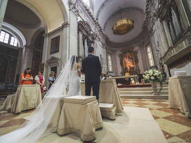 Il matrimonio di Giambattista e Federica a Brescia, Brescia 58