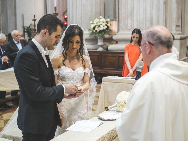Il matrimonio di Giambattista e Federica a Brescia, Brescia 60