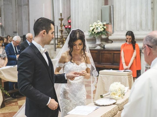 Il matrimonio di Giambattista e Federica a Brescia, Brescia 61