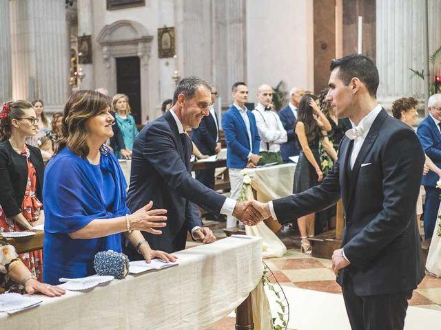 Il matrimonio di Giambattista e Federica a Brescia, Brescia 64