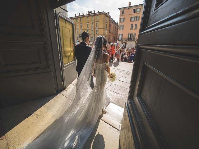 Il matrimonio di Giambattista e Federica a Brescia, Brescia 73