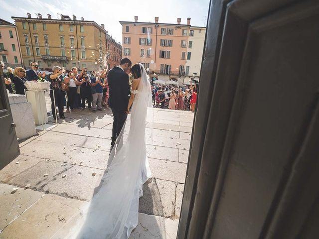 Il matrimonio di Giambattista e Federica a Brescia, Brescia 74