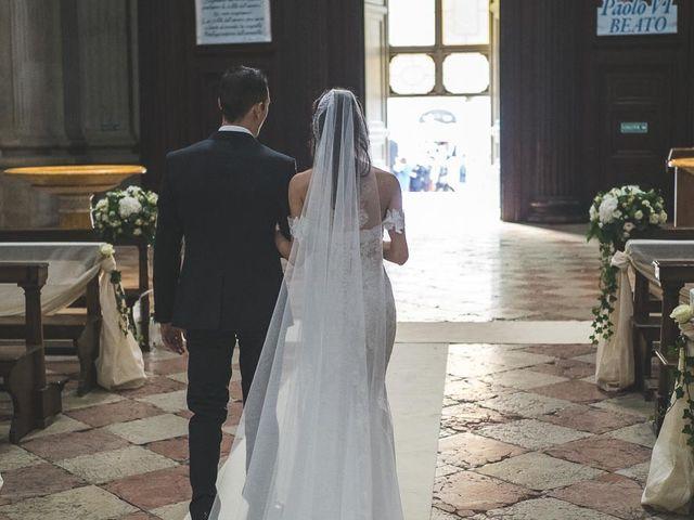 Il matrimonio di Giambattista e Federica a Brescia, Brescia 75
