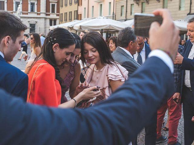 Il matrimonio di Giambattista e Federica a Brescia, Brescia 78