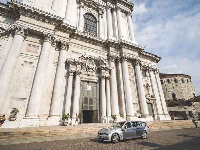 Il matrimonio di Giambattista e Federica a Brescia, Brescia 79