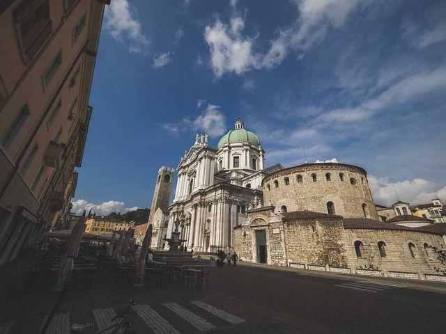 Il matrimonio di Giambattista e Federica a Brescia, Brescia 80