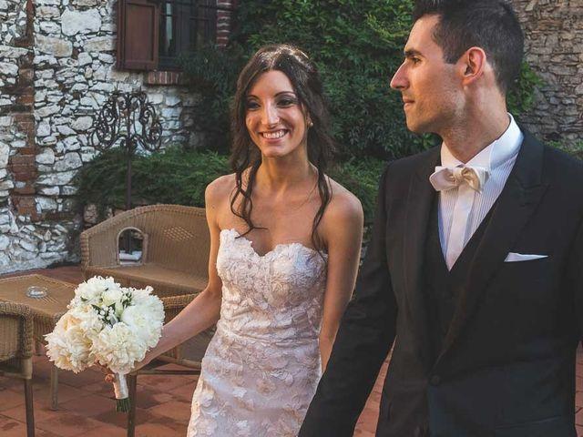 Il matrimonio di Giambattista e Federica a Brescia, Brescia 81