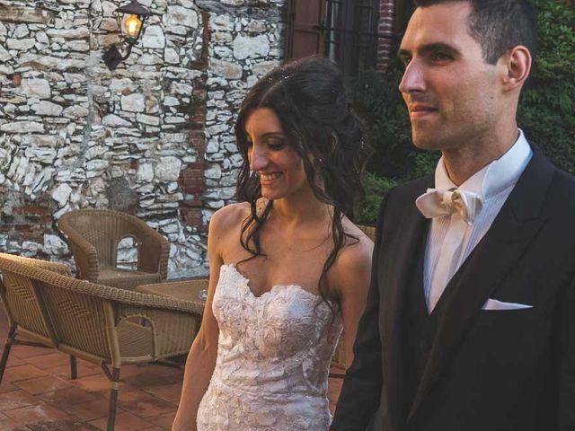 Il matrimonio di Giambattista e Federica a Brescia, Brescia 82