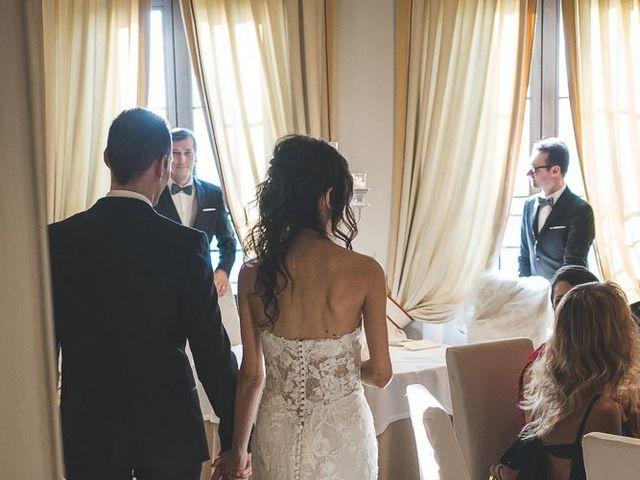 Il matrimonio di Giambattista e Federica a Brescia, Brescia 86