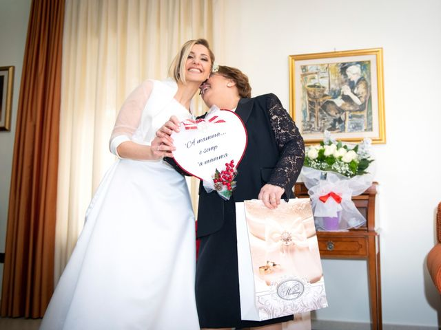 Il matrimonio di Raffaele e Teresa a Napoli, Napoli 7