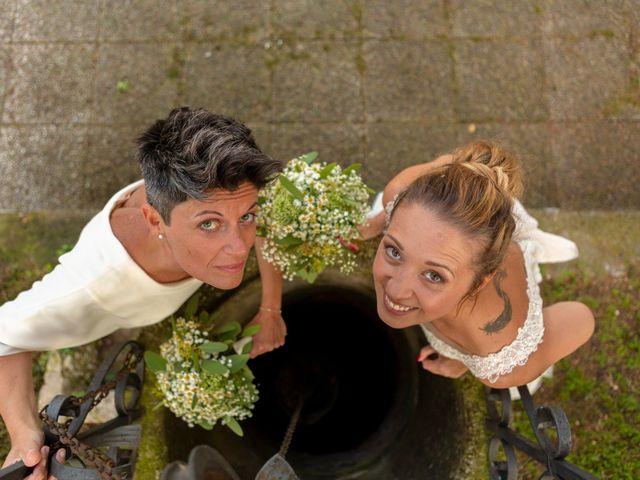 Le nozze di Valentina e Simonetta