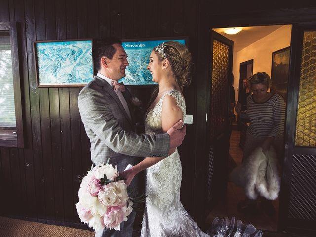 Il matrimonio di Primoz e Sara a Omegna, Verbania 12