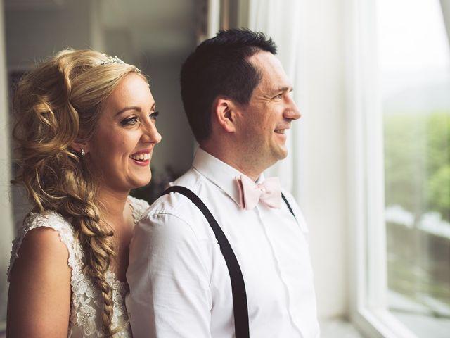 Il matrimonio di Primoz e Sara a Omegna, Verbania 15