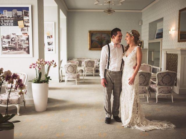 Il matrimonio di Primoz e Sara a Omegna, Verbania 21