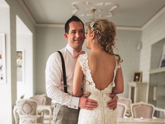 Il matrimonio di Primoz e Sara a Omegna, Verbania 23