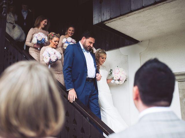 Il matrimonio di Primoz e Sara a Omegna, Verbania 31