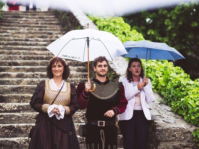 Il matrimonio di Primoz e Sara a Omegna, Verbania 34