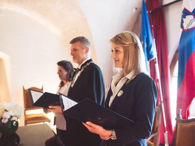Il matrimonio di Primoz e Sara a Omegna, Verbania 35